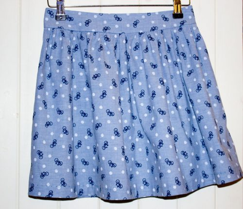 girls skirt mccalls m6894